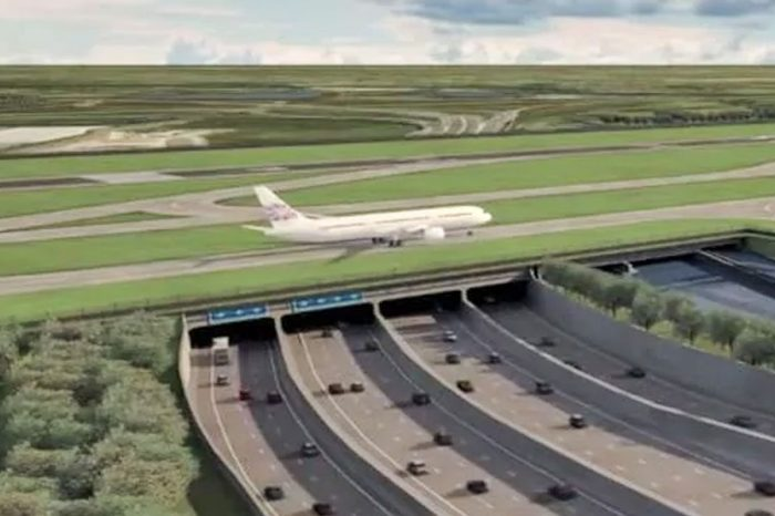 M25 to get runway bridge in latest Heathrow expansion plans