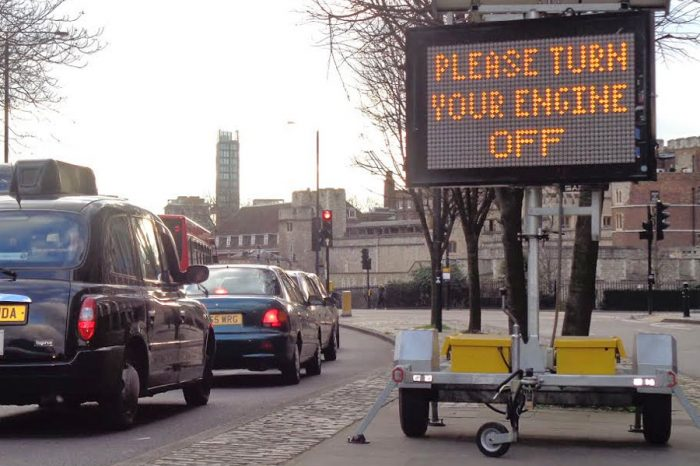 MVIS/Bartco UK | Emissions-Busting ITS Solution Tackles Air Pollution on UK Roads