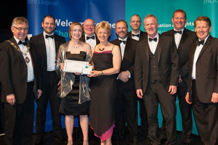 Ringway Jacobs   CIHT Collaboration Award Winners for Third Year Running