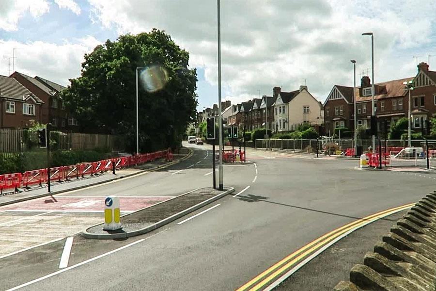 Somerset-Roadworks