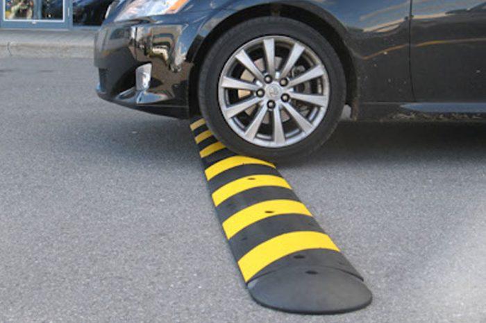 Speed bumps earmarked to combat 'rat run' traffic