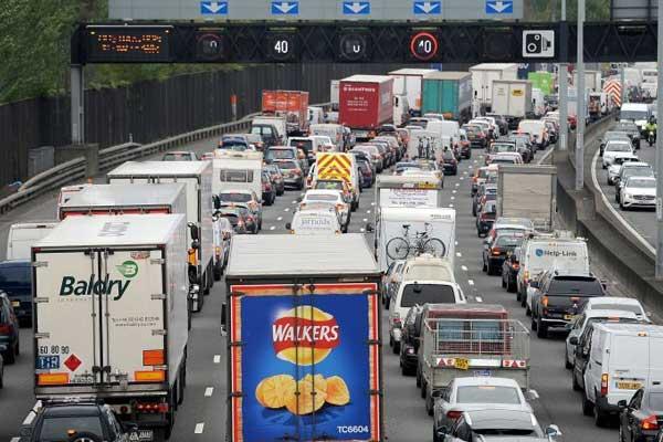 Slowest-motorway