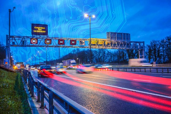 The technology that could end motorway pile-ups