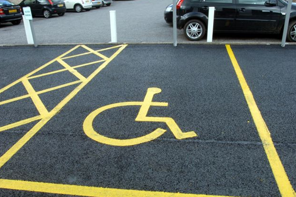 Disabled-motorists