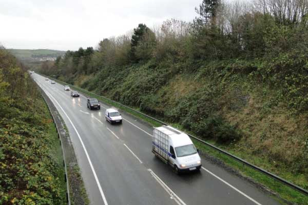 £5m upgrade for road surface of North Devon Link Road announced
