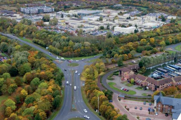 Jacobs Secures Highways England's Oxford to Cambridge Expressway Project
