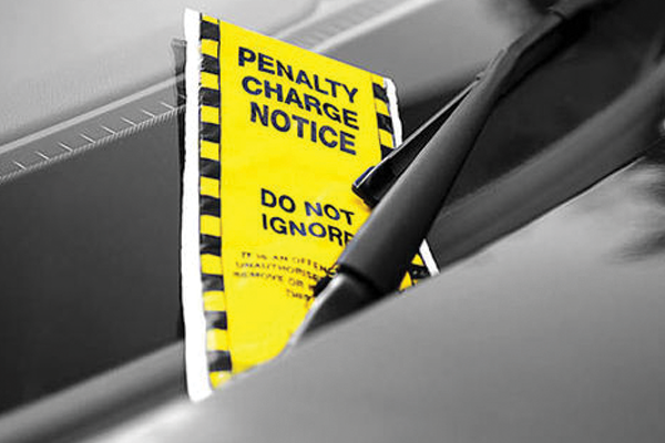 Penalty-Charge-Notice