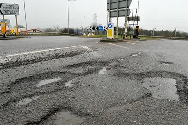 Potholes-Burton
