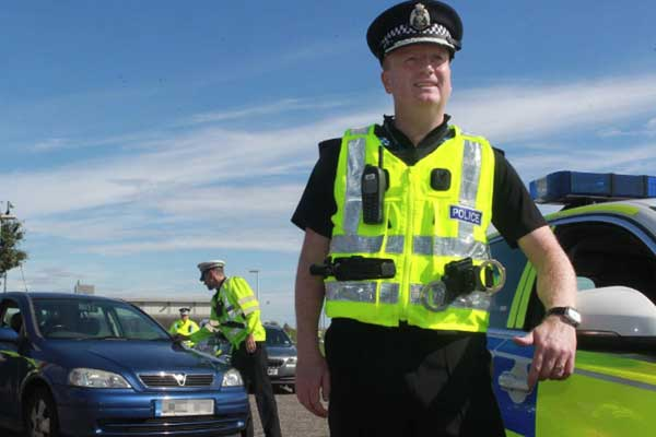 Traffic cops slashed by 30% in the last decade