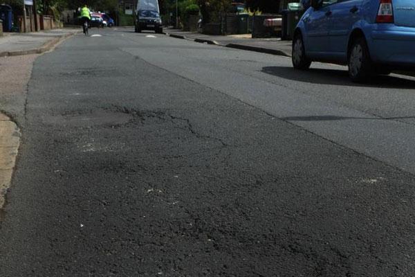 Oxfordshire-potholes