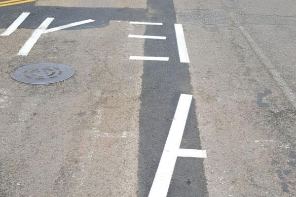 St-Albans-markings