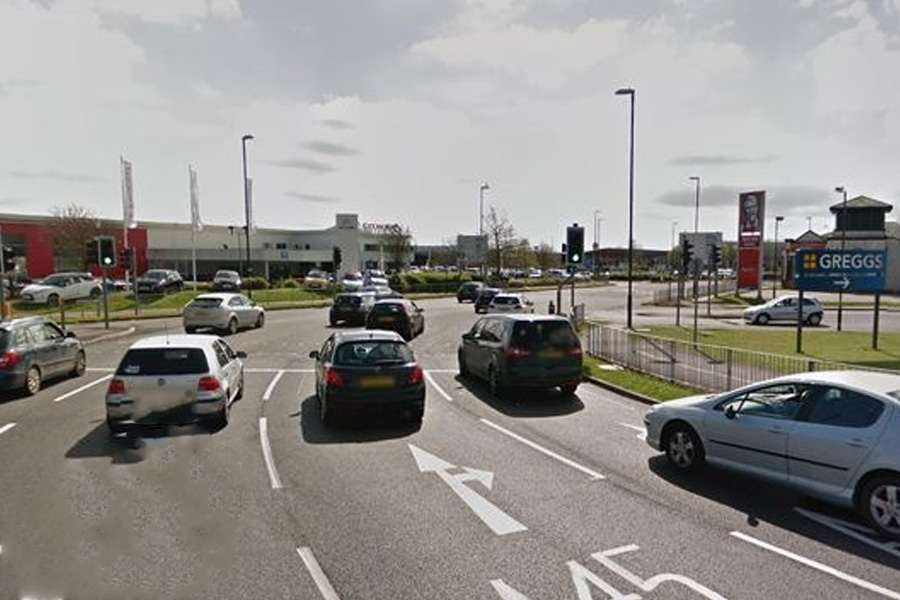 Is this Coventry junction the most confusing in the UK…… ?