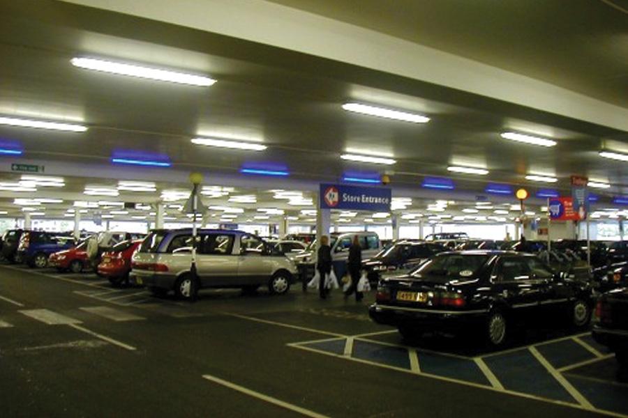 Transforming-car-parking