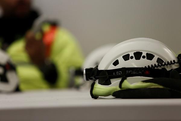 Chevron TM | The Petzl Safety Helmet...5 years on!