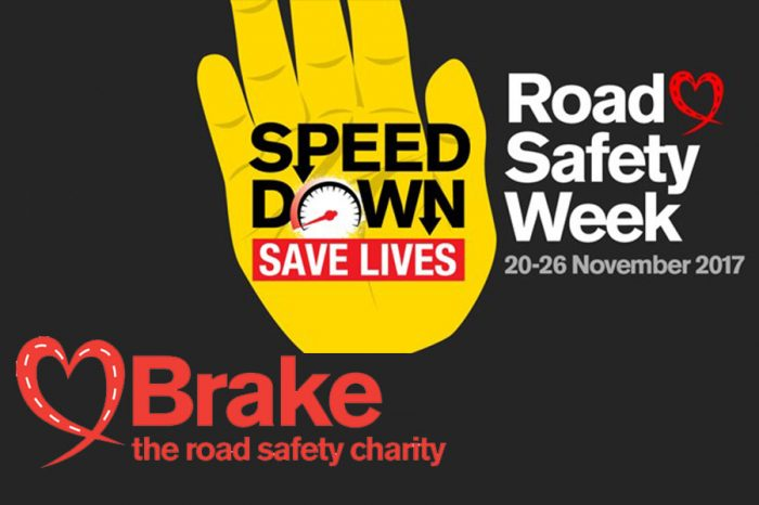 Speed Down Save Lives this Road Safety Week to protect your loved ones
