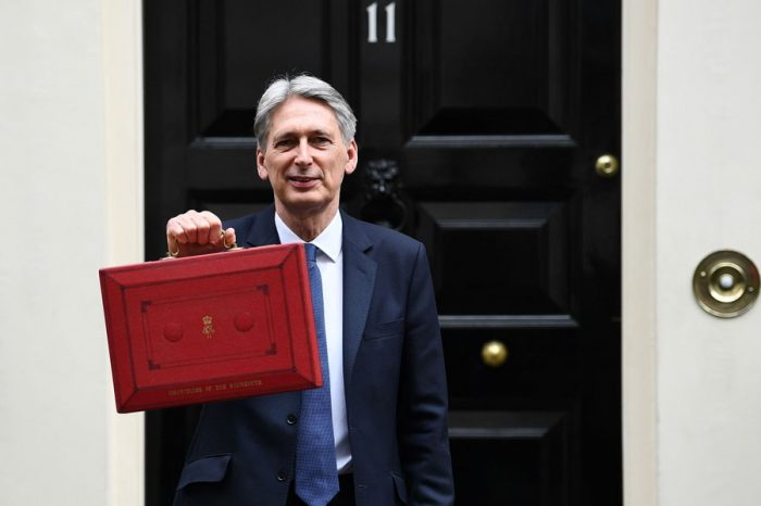 The Budget: UK commits £400 million in Charging Investment Infrastructure Fund