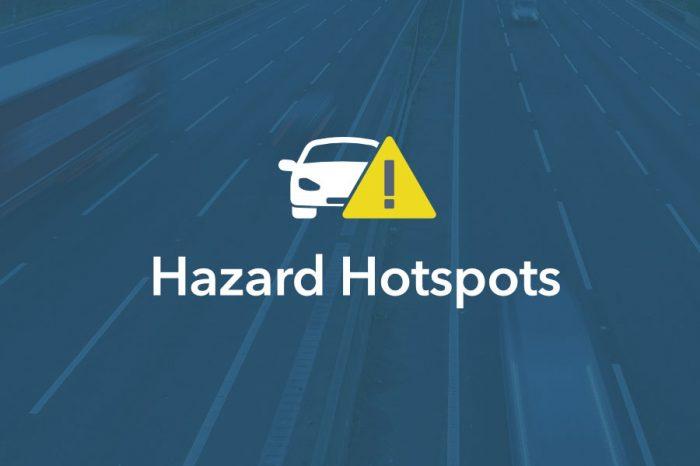 Co-op launches online hazard hotspot map for drivers