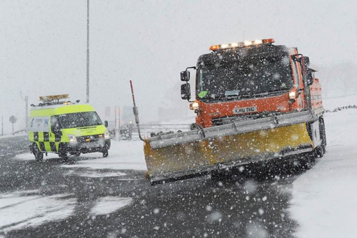Highways England is geared up for winter