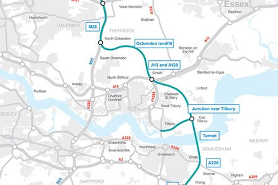 Lower Thames Crossing Plans Will Help Tackle Rush Hour