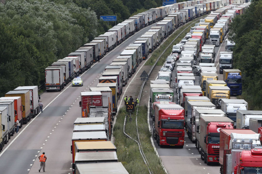 Balfour's £130m Operation Stack plans scrapped.......