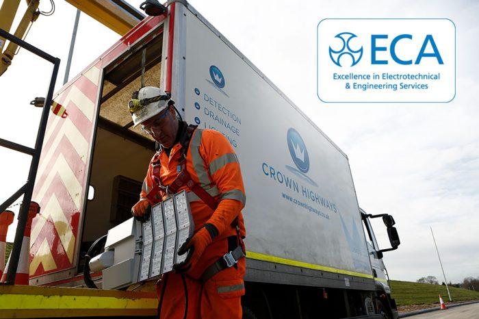 Crown Highways | Gaining ECA Accreditation