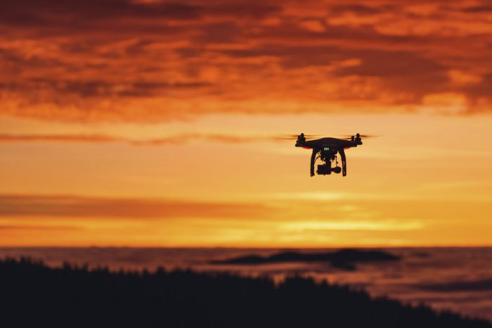 Government predicts the future: self-charging cars and incident-reporting drones