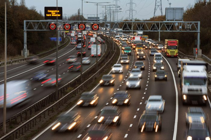 Chris Grayling Claims In Parliament That Building Roads Reduces Emissions