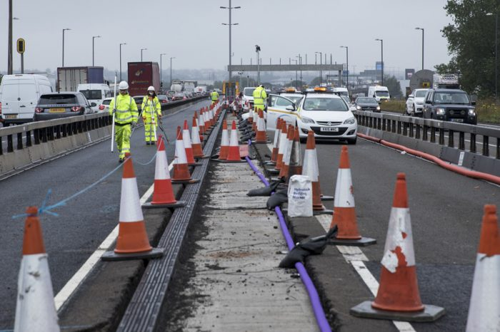 Highways England reveals new contract for future road improvements
