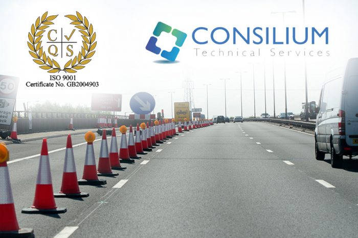 Consilium Technical Services | ISO 9001 2015 Accreditation Upgraded