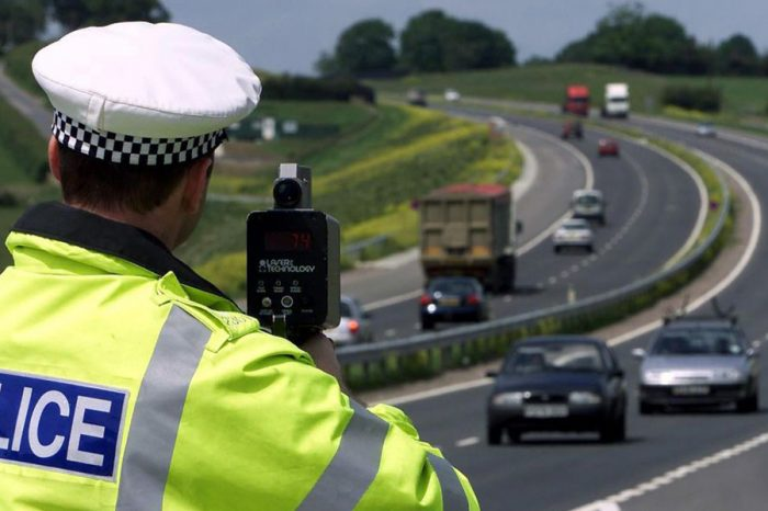 Call for more traffic cops to give UK 'the safest roads in the world'