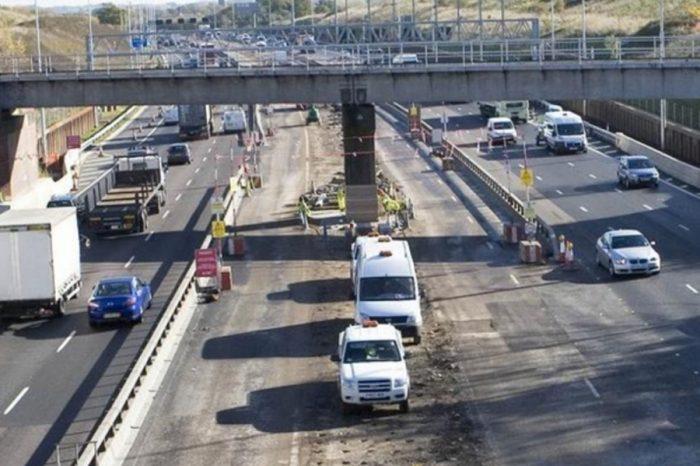 Months of traffic misery as £139m M3 smart motorway scheme unveiled
