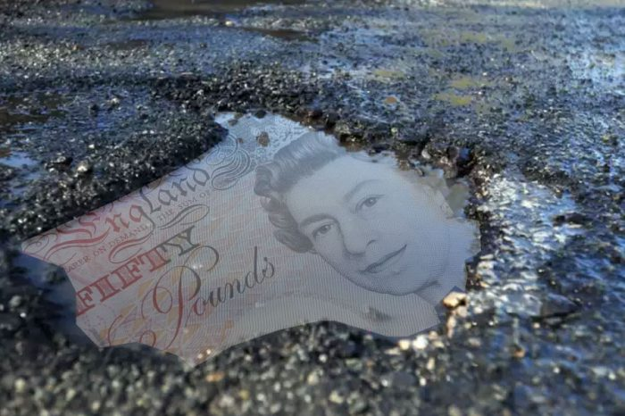 £1.7m bill to repair potholes in Leeds but more cash needed for crumbling roads