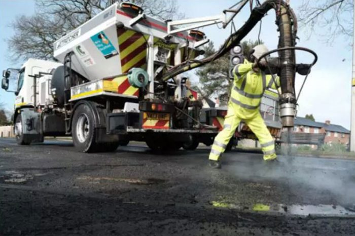 Nu-phalt & Jetpatcher | Solving Lancashire's Pothole Epidemic
