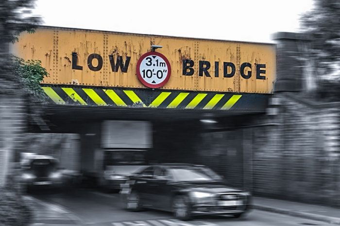 Nearly a third of all bridges in Suffolk could present a high risk to public safety