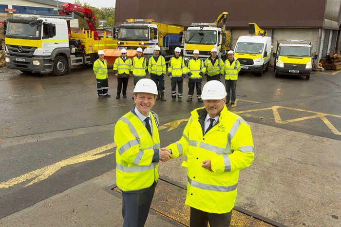 Ringway | Securing 10 Years In Bracknell Forest