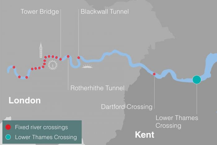 Video offers virtual journey through Lower Thames Crossing