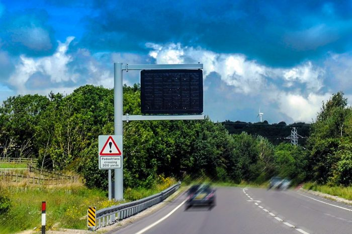 Motorists complain  £900k signs 'only ever say how long it takes to get to the M6