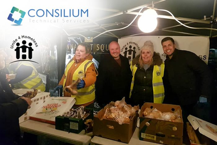 Consilium Technical Services | Unite 4 Homeless