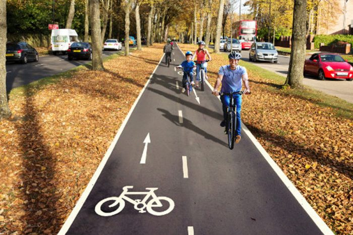 Amey moves on to deliver 'cycle revolution' in Birmingham