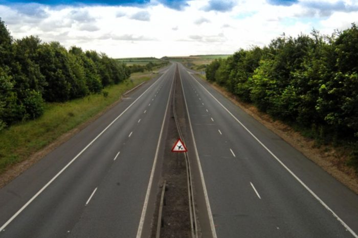 Highways England start M11 repair work