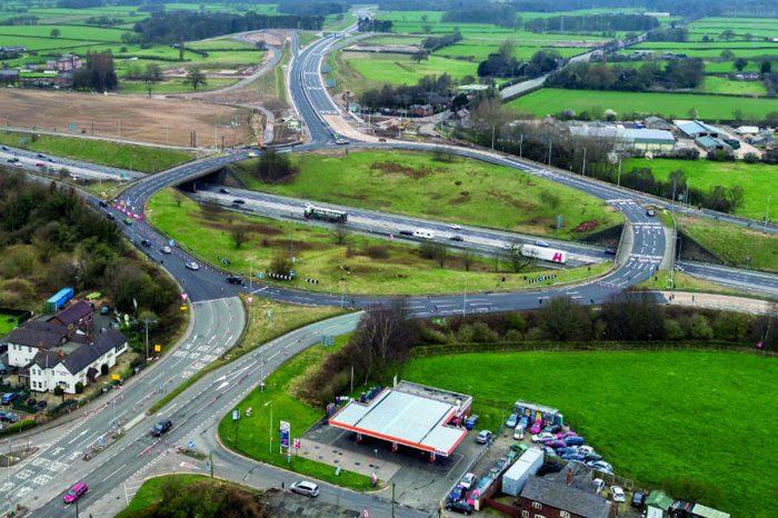 Final proposals for £50 million M6 junction improvements on show