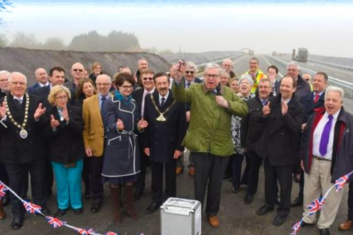 Norwich Northern Distributor Road's final stretch opens