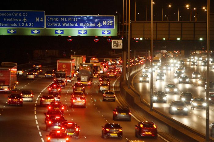 UK to save millions in debt refinancing of M25 project