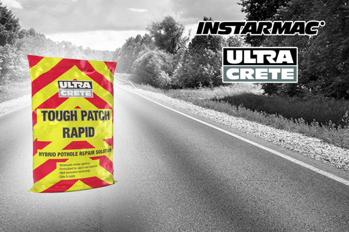 UltraCrete | Tough Patch Rapid® helps fix Cornwall's roads