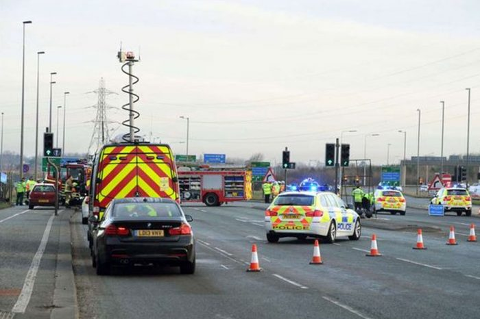 Merseyside drivers urged not to risk road workers' lives