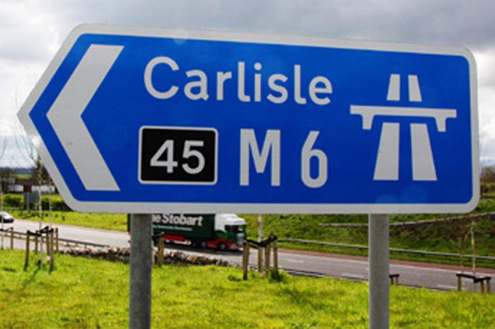 Preferred route for £150m Carlisle relief road revealed