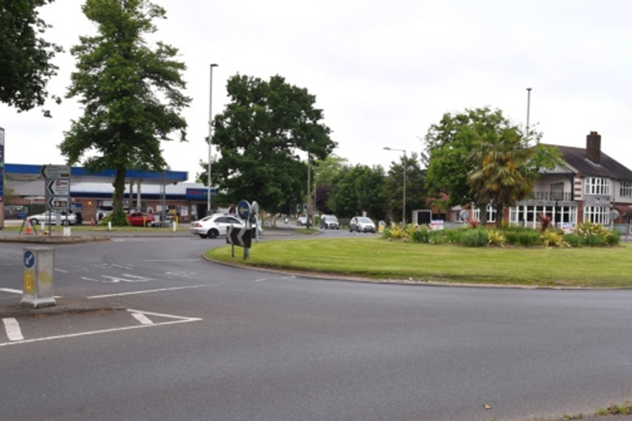 City Councillors are looking to spend £750K on safety improvements to the Fiveways roundabout in Norwich.