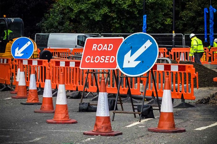 Offenders face twice the fine for roadwork chaos