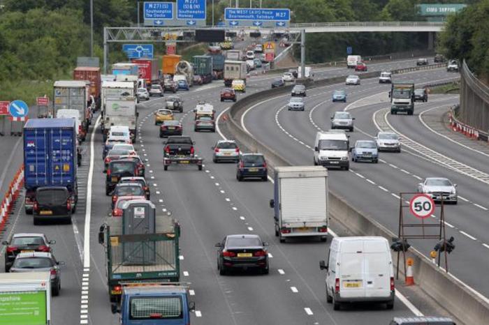 Highways England gears up for M27 smart motorway upgrade