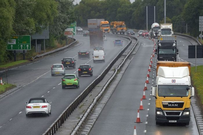 Smoother, safer Eden Valley journeys in £5 million A66 repairs